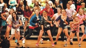 summer camp dance roedean school inghilterra 2018 viva international 2