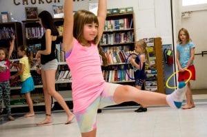 vacanze studio inghilterra summer camp danza VIVA international 5