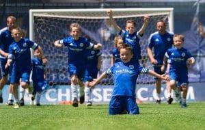 summer camp calcio chelsea inghilterra Viva International 2