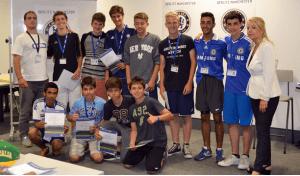 summer camp calcio chelsea inghilterra Viva International 14