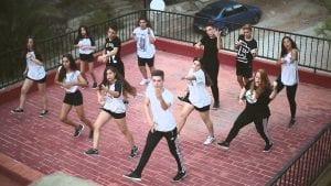 vacanze studio inghilterra summer camp danza VIVA international 1