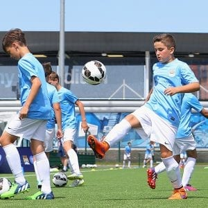 summer camp vacanze studio calcio e inglese Inghilterra Manchester city summer camp 2018 VIVA International