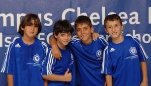 summer camp calcio chelsea inghilterra Viva International 10