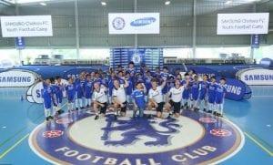 summer camp calcio chelsea inghilterra Viva International 9