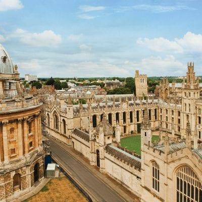 Oxford University università Vacanze Studio Inghilterra VIVA International