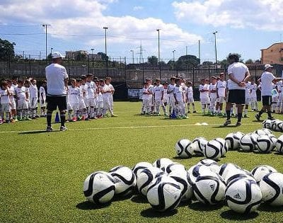 calcio summer camp real madrid spagna vacanze studio viva international 1