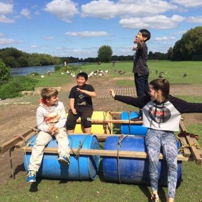 vacanze studio inghilterra outdoor survival oxford 2018 viva international 3