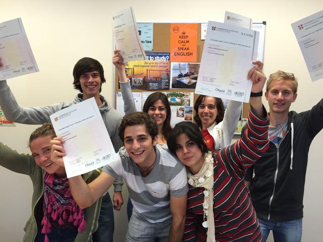 vacanza studio inghilterra first certificate viva international 1