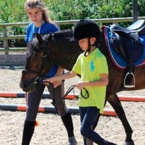 vacanze studio inghilterra equitazione summer camp equitazione viaggi studio Viva International