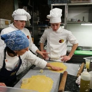 summer camp cucina viva international