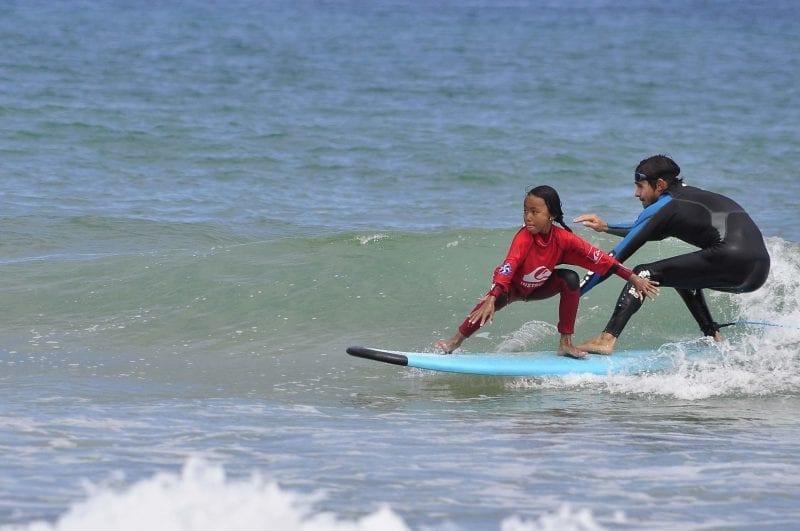 summercamps surf summer camp vacanze studio inghilterra VIVA international