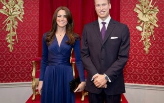 madame tussauds william kate vacanze studio londra viva international