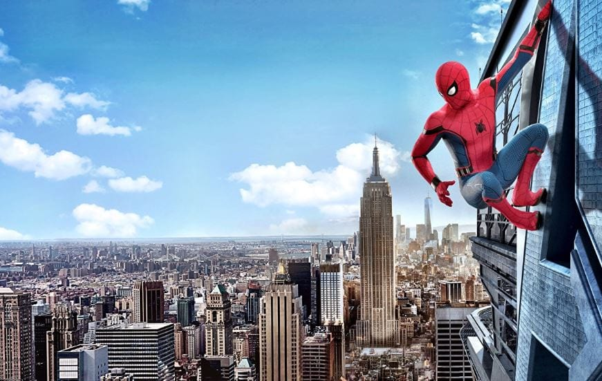 vacanze studio new york spiderman viva